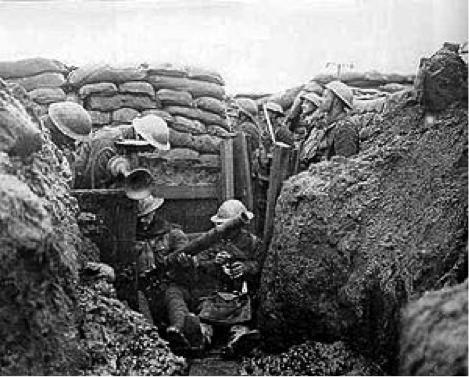 第一次世界大戦がもたらせたもの