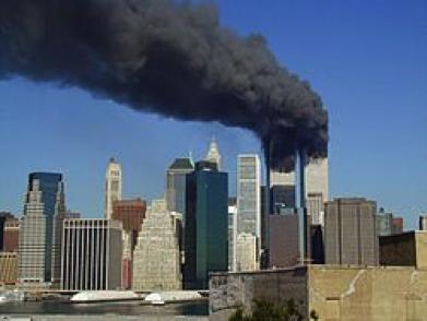 WTCビルの様子