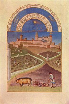 巨視的に見る中世ヨーロッパ